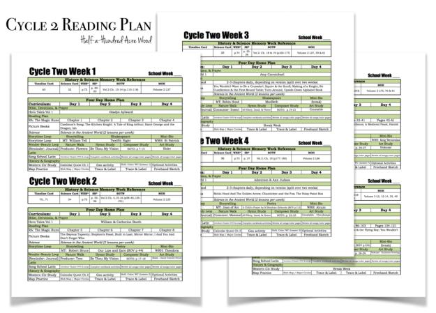 C2 Reading Plan