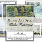 Monet Art Project: Impressionist Art Technique
