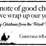 Christmas wRap 2016