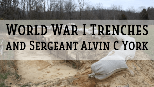World War I Hero: Alvin York State Park