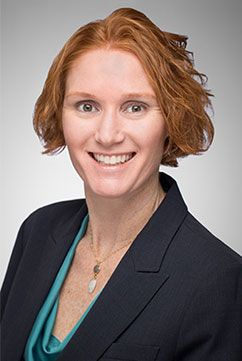 Portrait of Dawn Halfaker, President and CEO