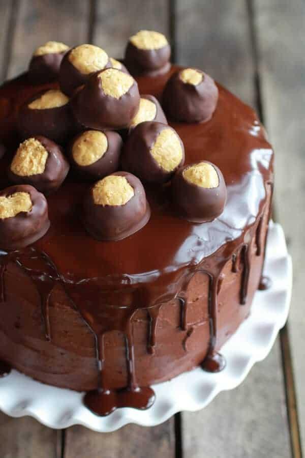 Ultimate Triple Layer Chocolate Bourbon Peanut Butter