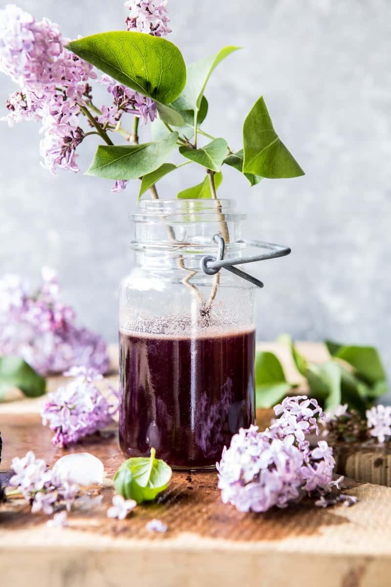 Blackberry Lilac Mojito | halfbakedharvest.com @hbharvest