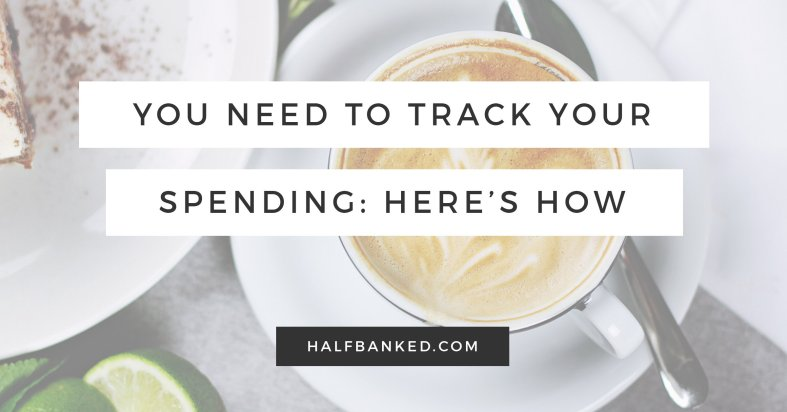 Exactly why you need to track your spending - and how to do it, with a free spreadsheet.
