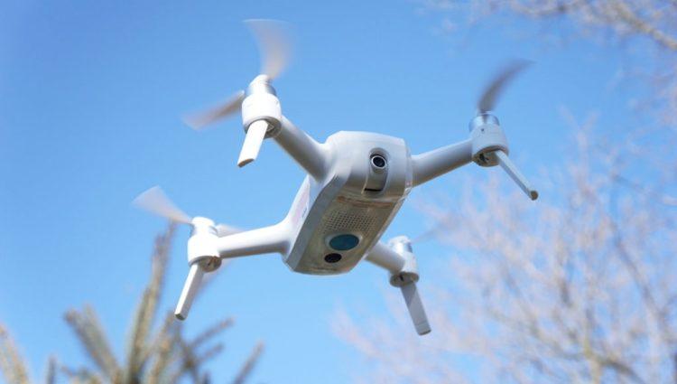 hình ảnh Flycam The Yuneec Breeze