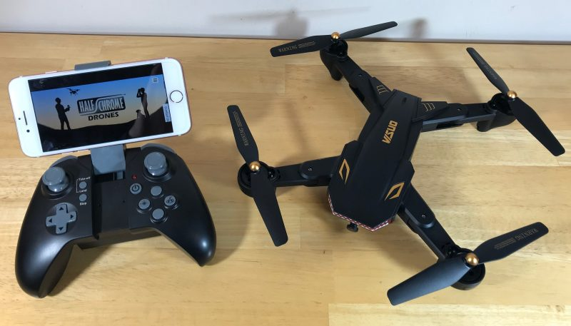 Flycam Visuo Shark xs8095, Drone Visuo Shark xs8095, Visuo Shark xs8095
