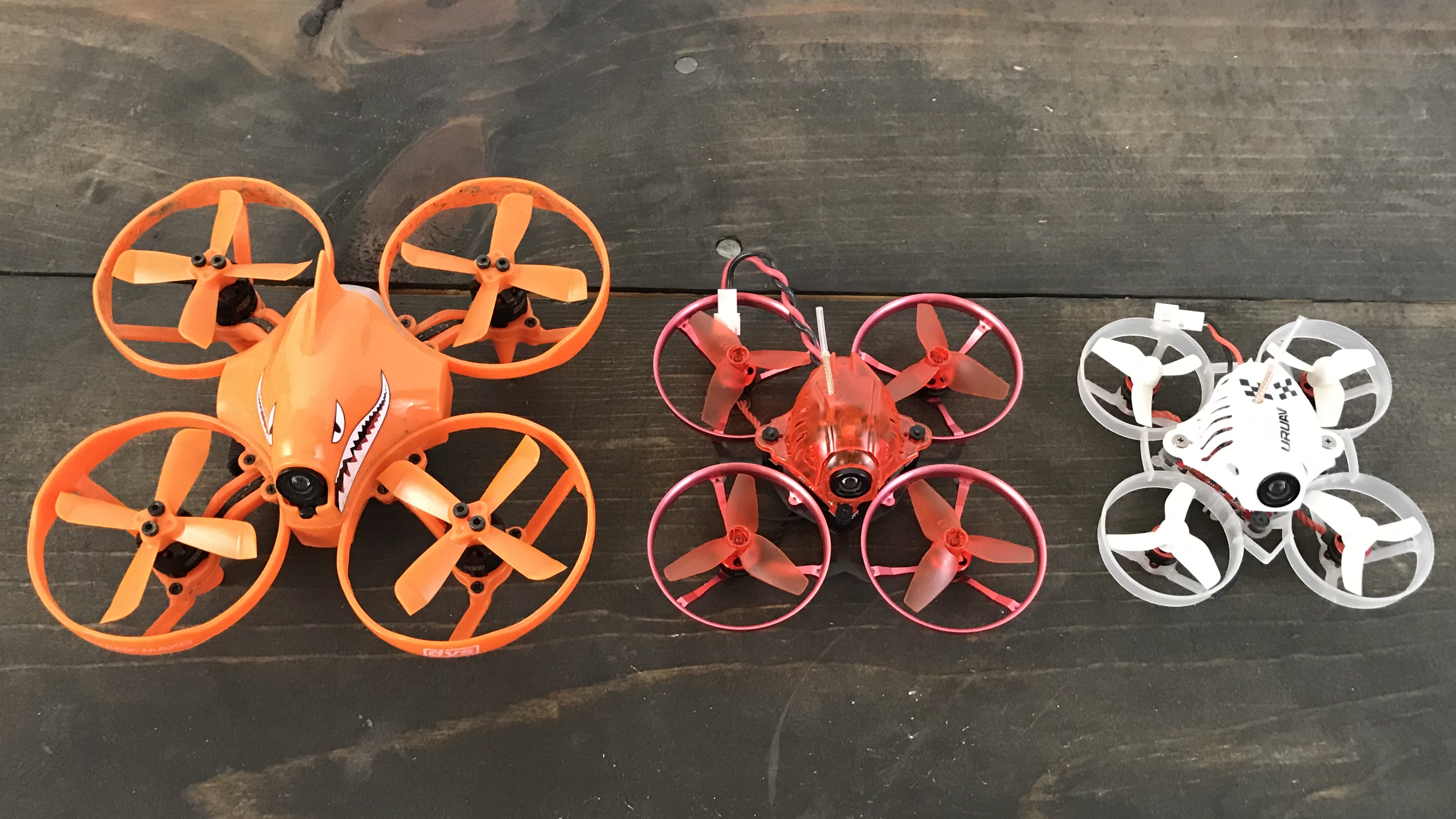 Happymodel Snapper 7 first look: Blast to fly