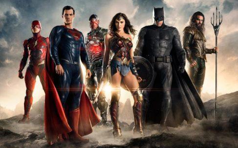 Justice League (2017) – Movie Review