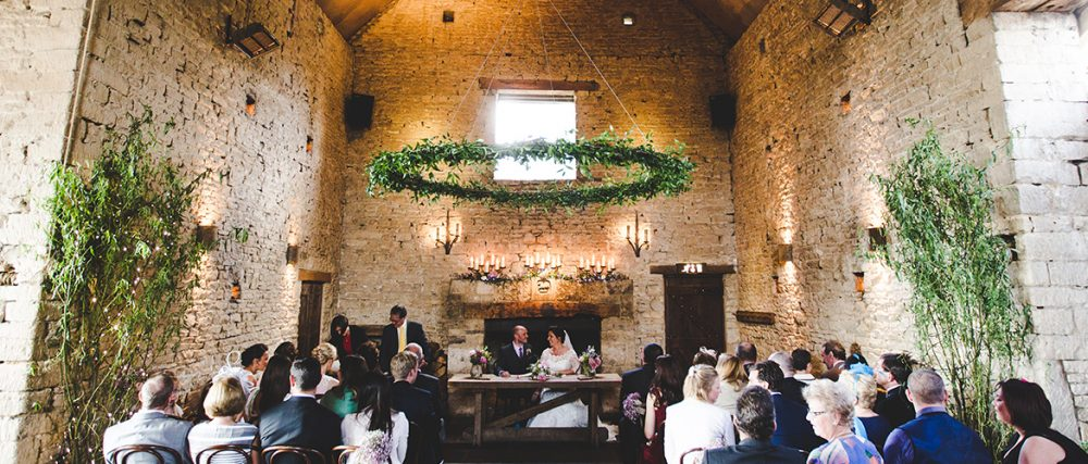 Cripps Barn near Cirencester