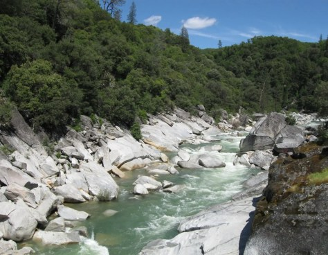Yuba River South Fork: Nevada County, CA
