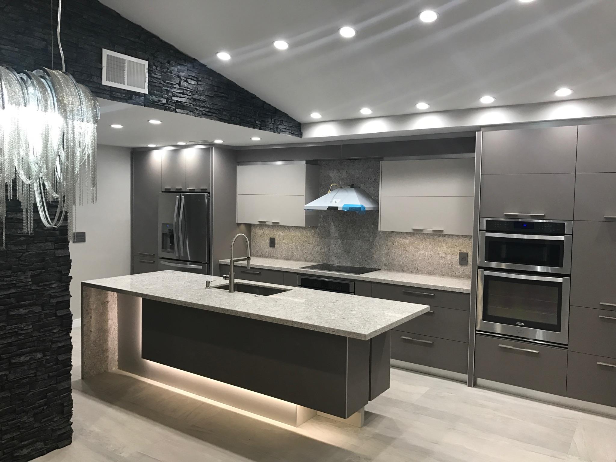 Modern Kitchen Cabinets New Kitchen Cabinets Fort Lauderdale