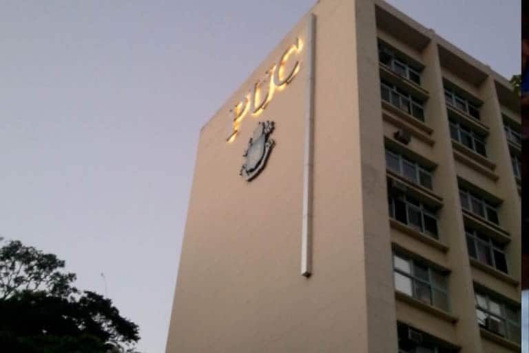 PUC-Rio Building Lit