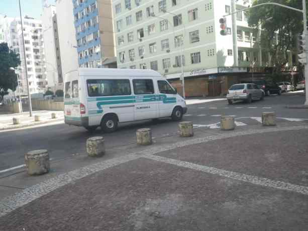 Van in Rio de Janeiro