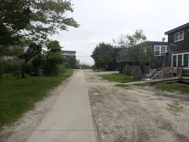 Fire Island Street