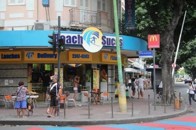 Beach Sucos