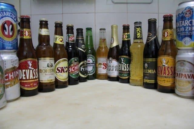 Brazilian Beers