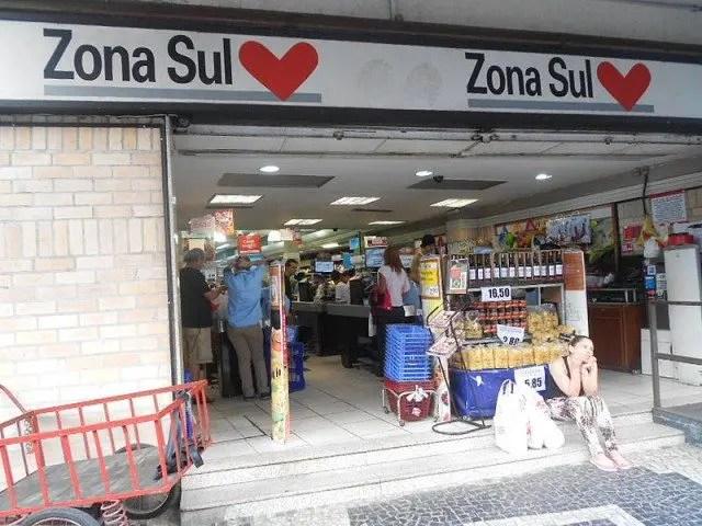 Mercado Zona Sul