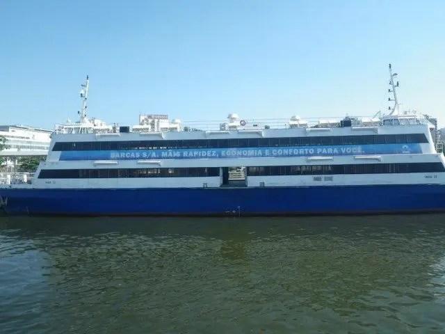 Niterói boat
