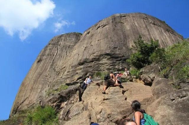 Pedra da Gávea Climb