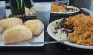 My Brazilian Lunch Lady