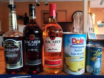 Rocket Fuel: Fire Island's Drink of Choice