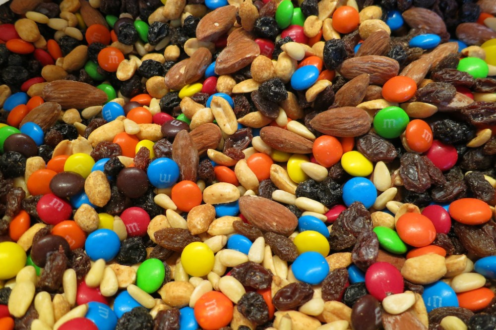 Trail Mix Recipe by HalfwayAnywhere