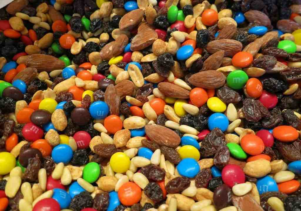 Ultimate Trail Mix Closeup