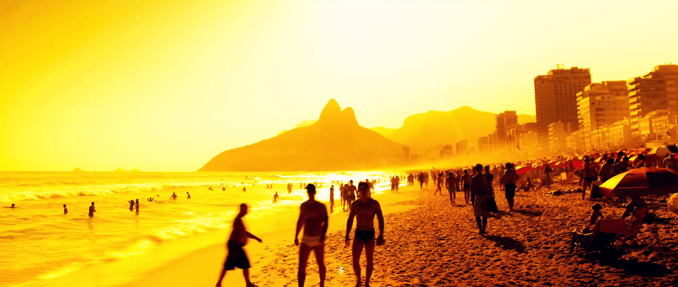 Time of Rio Screen