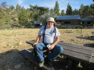 Harry on the PCT