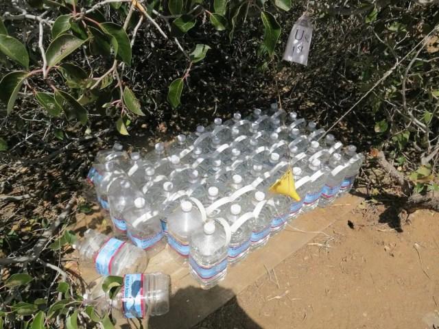 PCT Third Gate Water Cache