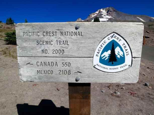Pacific Crest National Scenic Trail 1