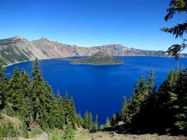 1 Crater Lake Oregon
