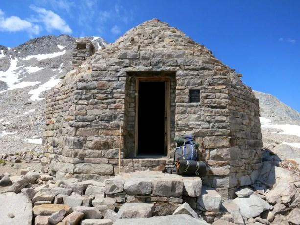 22 Muir Pass Hut