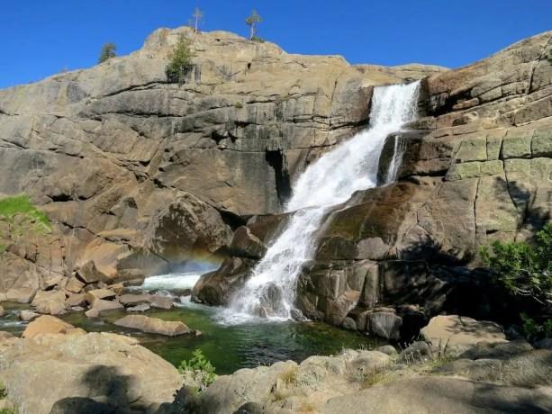 29 Yosemite Waterfall