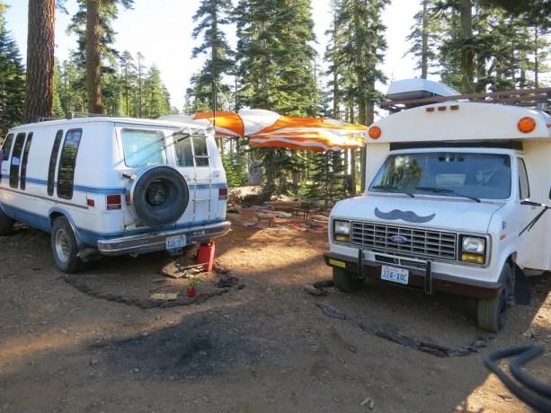 Tea Wagon Trail Magic