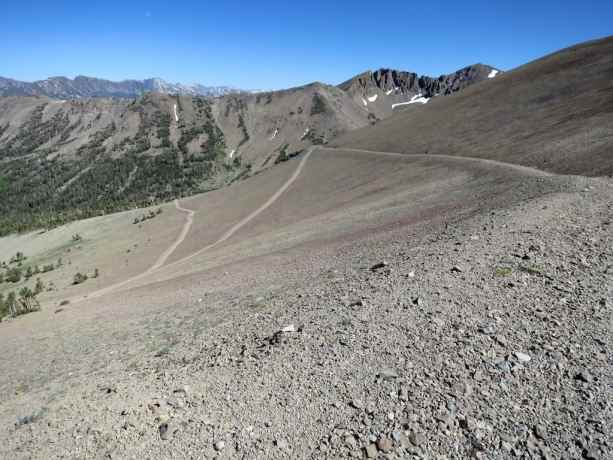 32 Trail Switchbacks