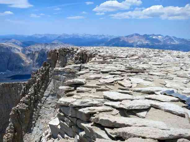 4 Top of Mount Whitney
