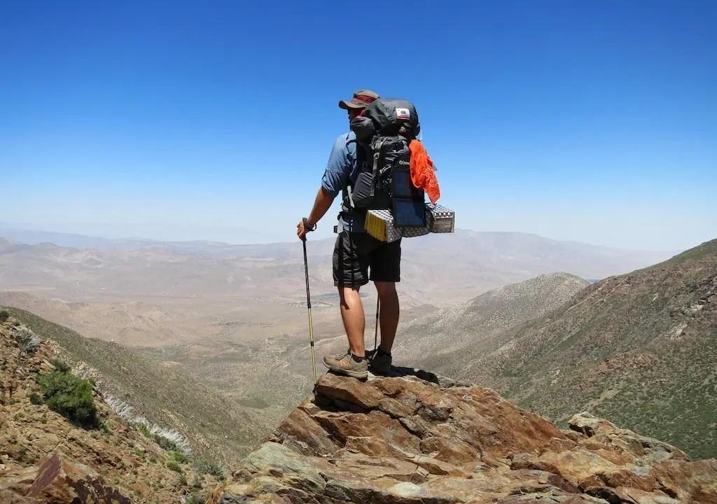 Desert Hiker Self Overview