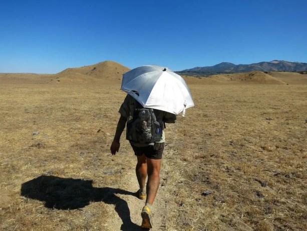 Lint Hiking Desert