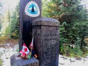 Northern Terminus PCT