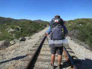 PCT Rail Road Tracks