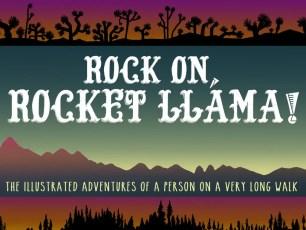 Rocket Llama's Brilliant PCT Comics