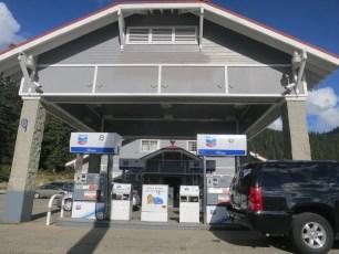Snoqualmie Pass Chevron