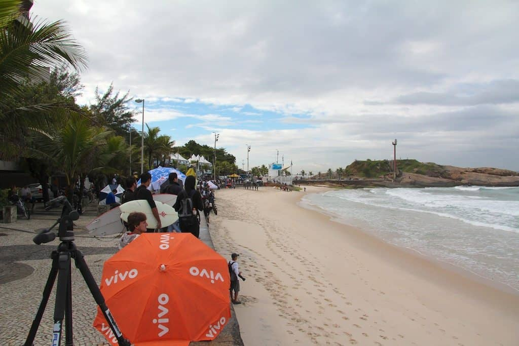 Billabong Pro Rio - Mens Arpoador Beach