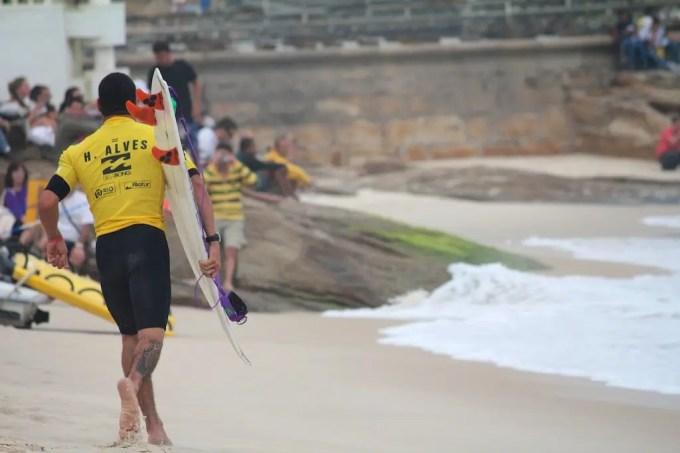 Billabong Pro Rio - Mens Day Heltor Alves
