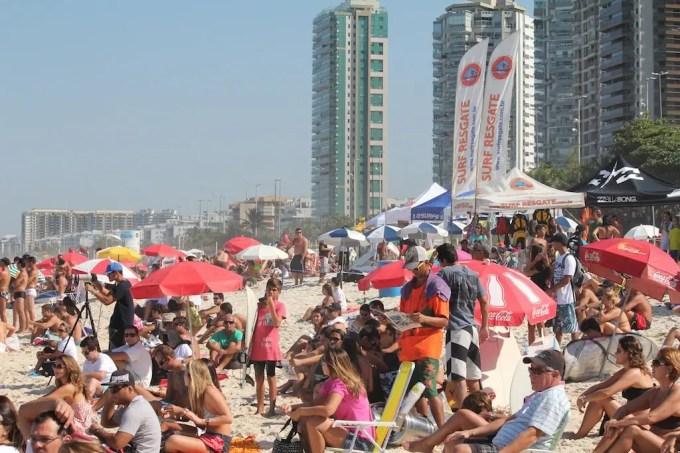 Billabong Pro Rio - Women Barra Beach