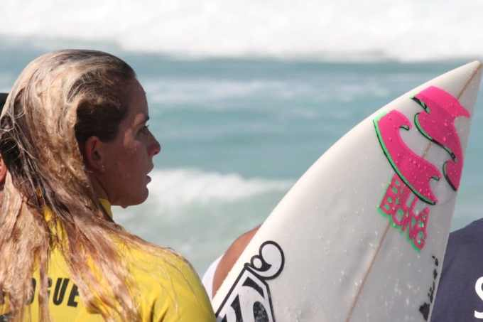 Billabong Pro Rio - Women Courtney Conlogue