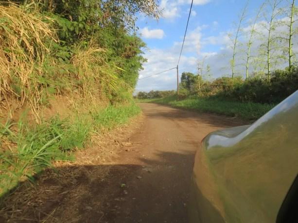 Road To Kaupo