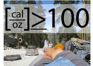 The Hiker Food Formula