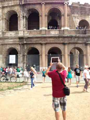 colleseum ipad